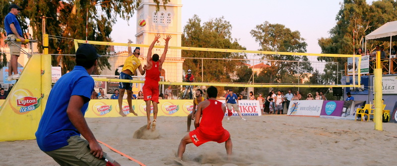 Aegina Xmas Beach Volley Cup